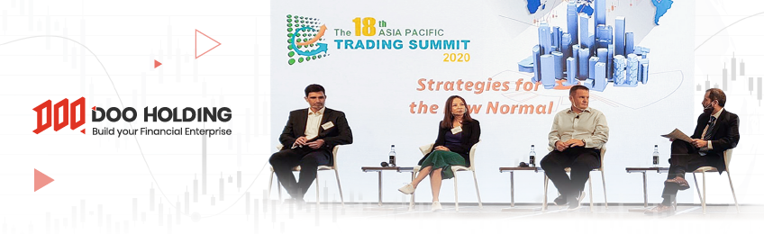 Doo Holding Group Subsidiary's Doo Tech Attended the 18th Asia Pacific Trading Summit: Industry's New Trend Discussion