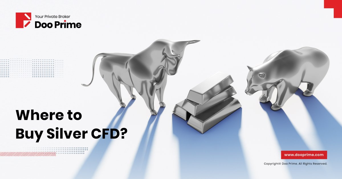 Where To Buy Silver CFD ?