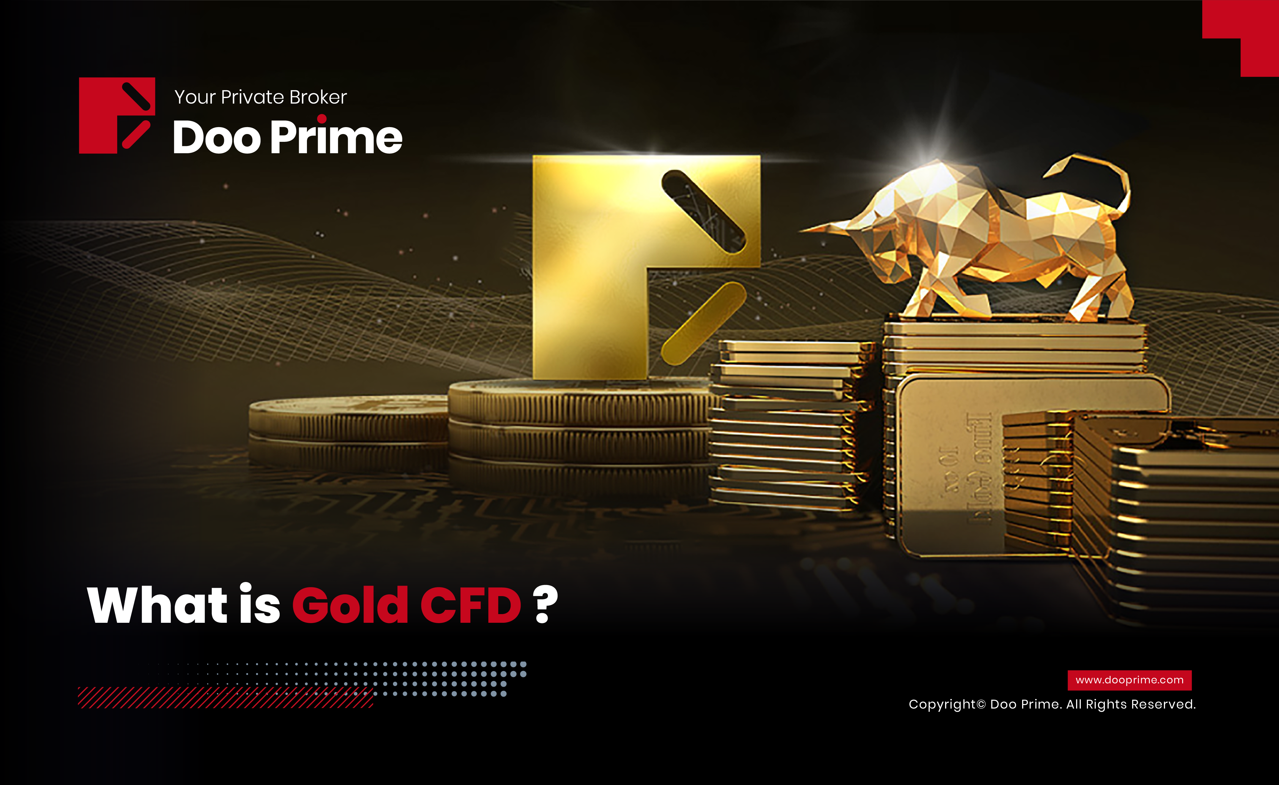 What Is Gold CFD?