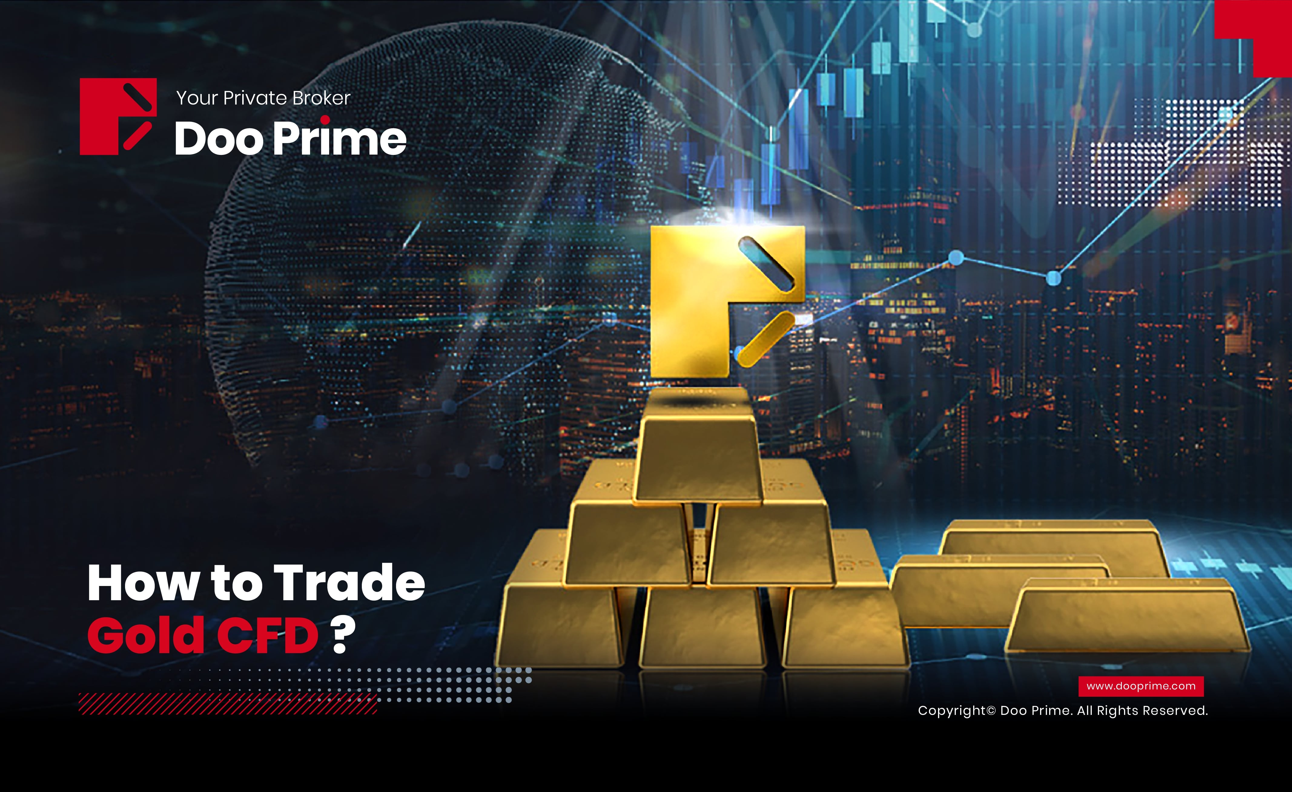 How to Trade Gold CFD?